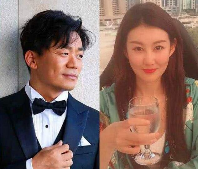 王宝强冯清疑同居 冯清有婚史吗原来的老公是谁